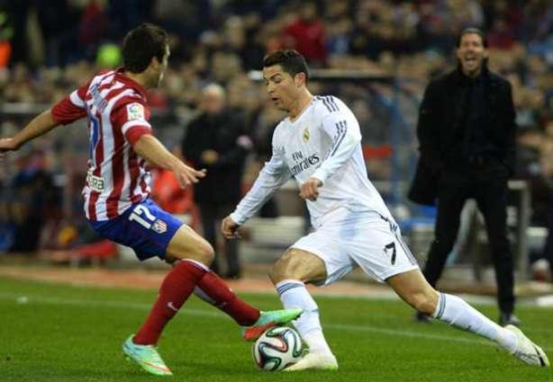 Manquillo vs Ronaldo